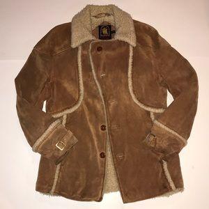 El Toro Bravo Leather Coat